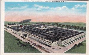 Wisconsin Waukesha The Waukesha Motor Company Plant sk7499