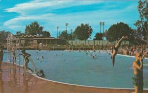 Canada Alberta  Lethbridge Municipal Swimming Pool
