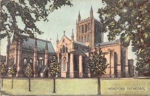 Hereford Cathedral Dom Cattedrale