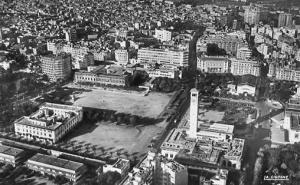 Morrocco - Casablanca. Administrative Plaza - RPPC