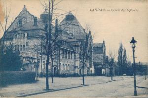Belgium Landau Cercle des Officiers 02.61