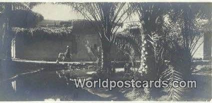 Paysage Arabe Eqypt Unused
