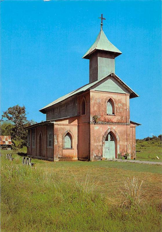 Guyane Francaise Montsinery L'Eglise The Church