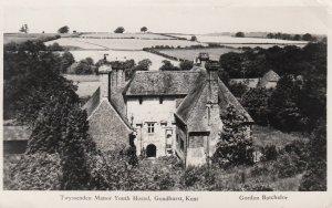 RP: GOUDHURST , Kent , England , 1952 ; Manor Youth Hostel