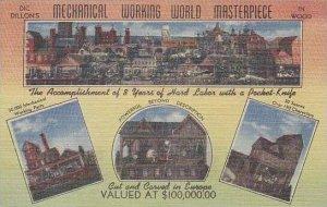 Ohio Liverpool Dillons Machanical Working World