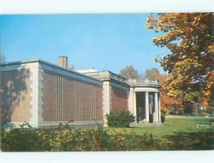 Pre-1980 MUSEUM SCENE Hagerstown Maryland MD W6693