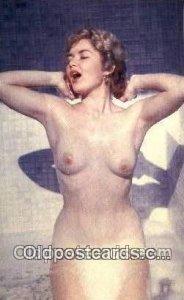 Reproduction Nude Unused