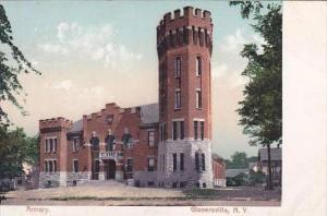 New York Gloversville Armory