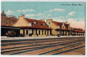 Union Depot, Billings MT