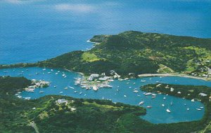 Nelson's Dockyard In English Harbour Antigua West Indies