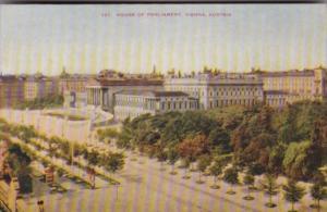 Austria Vienna House Of Parliament