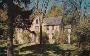 Orchard House Concord Massachusetts