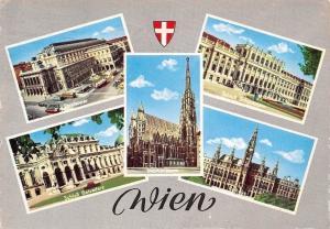 Wien Staatsoper, Schloss Belvedere, Stephansdom, Rathaus, Castle Town Hall