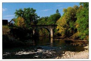 Scotland River Spean Under Bridge At Spean