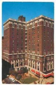 The Poinsett Hotel,Greenville,South Carolina,40-60s