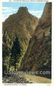 Pillars of Hercules - Colorado Springs , Colorado CO