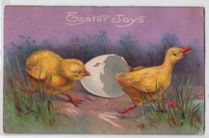 Easter - Chick & Baby Duck