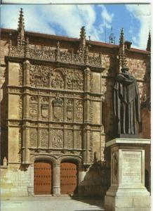 Postal 002544: Salamanca: Fachada de la Universidad