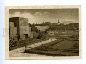 157453 Russia LENINGRAD Graves of Revolutionaries on Square