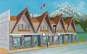 Canada Astoria Motor Inn Jasper National Park Alberta