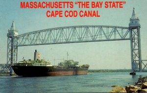 Massachusetts Cape Cod Canal Railroad Bridge