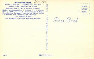 NY - South Cairo. The Lantern Motel
