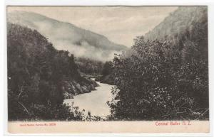 Buller River Central Buller Westland New Zealand 1910c postcard