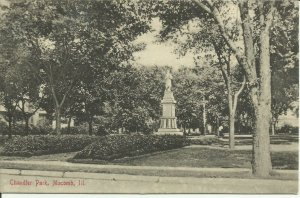 Macomb, Illinois, Chandler Park