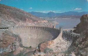 Roosevelt Dam, Apache Trail, Arizona Highway 88, Roosevelt, Arizona, 40-60's