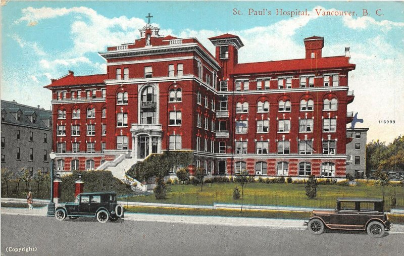 br106309 st pauls hospital vancouver canada
