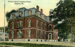 William Smith Grammar School in Augusta, Maine