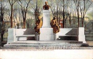 White Memorial Monument, Fayette Park - Syracuse, New York