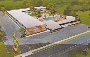 DOTHAN , Alabama, 1950-60s ; Holiday Inn