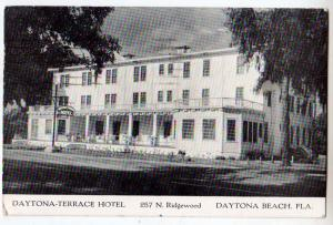 Daytona-Terrace Hotel, Daytona Beach Fl