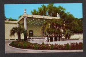 CLEARWATER FLORIDA FL Baumgardner's Restaurant Postcard