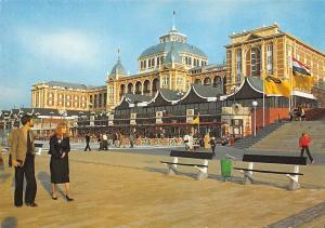 Netherlands Scheveningen Holland Casino Promenade Kurhaus