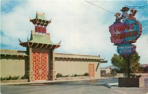 NV, Las Vegas, Nevada, Fong's Garden, Mike Roberts No. SC3523