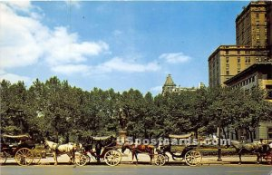 Carriages on 59th Street, New York City, New York