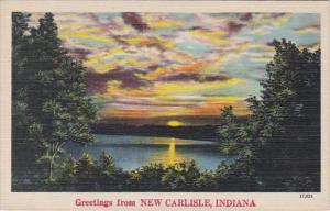 Indiana Greetings From New Carlisle