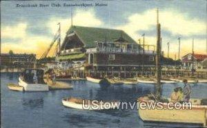 Kennebunk River Club in Kennebunkport, Maine