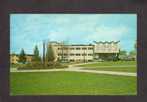 WV Kemper Hall of Science Alderson Broaddus College Philippi West Virginia PC
