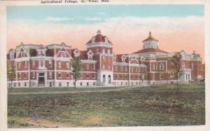 Agricultural College , ST. VITAL , Manitoba , Canada , 00-10s