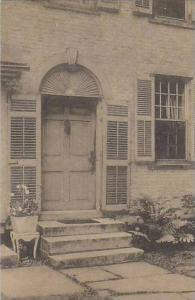Massachusetts Egremont Egremont Tavern Front Doorway Through Generations Albe...