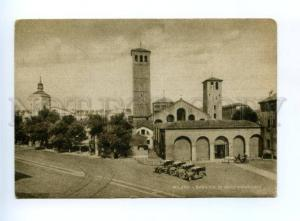164380 Italy Milan MILANO Piazza Basilica di Sant'Ambrogio CAR