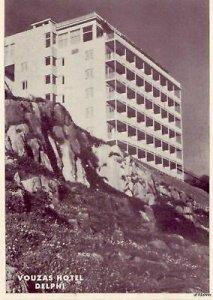 VOUZAS HOTEL DELPHI GREECE