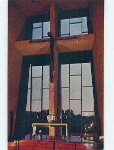 Unused Pre-1980 CHURCH SCENE Sedona Arizona AZ hs7226