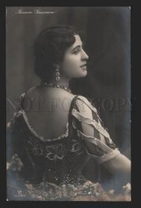 117062 GUERRERO Spanish DANCER & pantomimist Vintage PHOTO PC