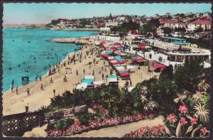 Costa Do Sol,Portugal Postcard BIN