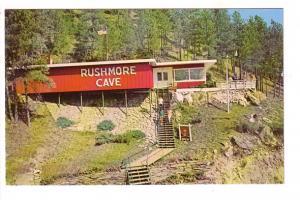 Entrance and Gift Shop, Rushmore Cave, Black Hills, South Dakota, Dale Jensen