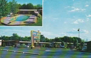 New Mexico Carlsbad Royal Manor Motel